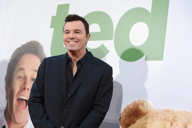 Il regista e ideatore di Ted