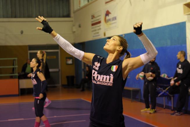 Francesca Piccinini contro i luoghi comuni su donne e sport per Questione di merito