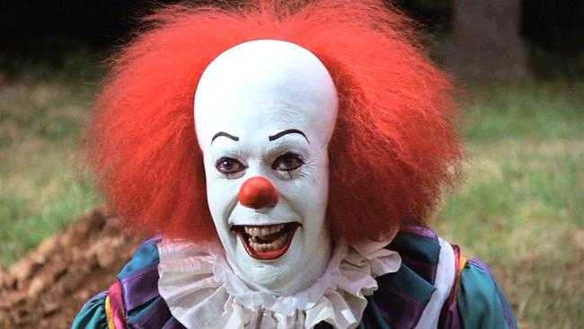 Pennywise alias Tim Curry