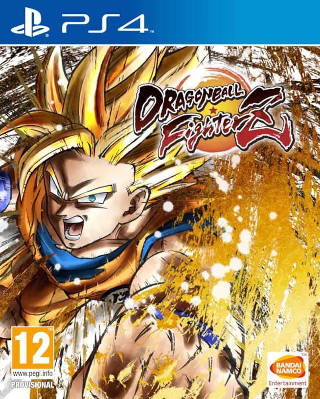 Dragon Ball FighterZ per PS4, Xbox One e PC