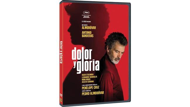 Dolor Y Gloria di Pedro Almodóvar in DVD