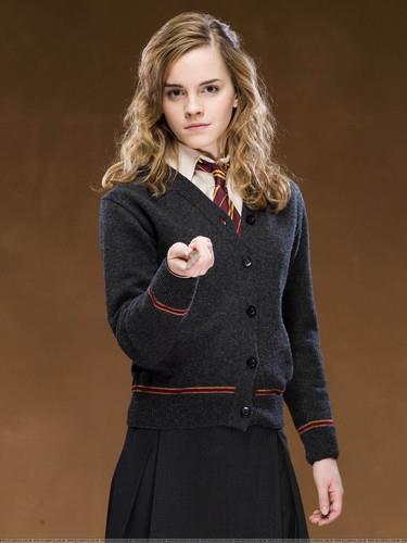 Emma Watson in Harry Potter e l'Ordine della Fenice