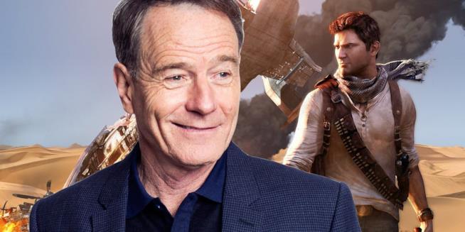 [Rumor] Bryan Cranston sarà nel film di Uncharted