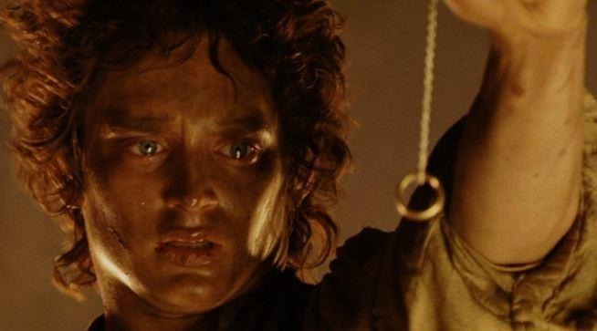 Frodo ne Il ritorno del re