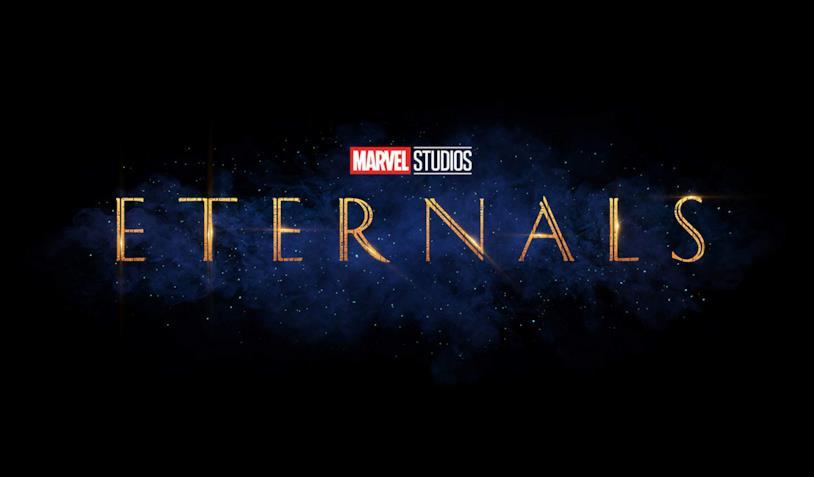 Il primo poster ufficiale di Eternals presentato al San Diego Comic-Con 2019