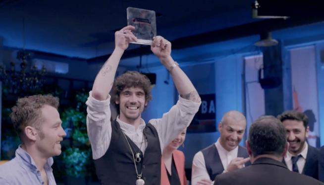 Emanuele Bruni, il bartender vincitore di Bartendency
