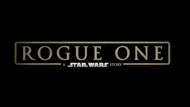 Rogue One, il logo