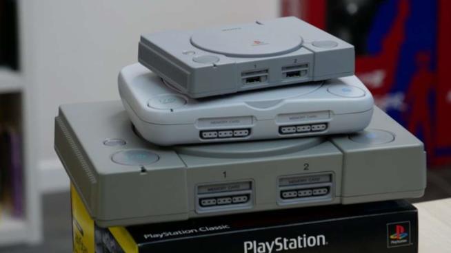 Evoluzione della prima PlayStation