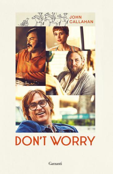 La copertina di Don't worry