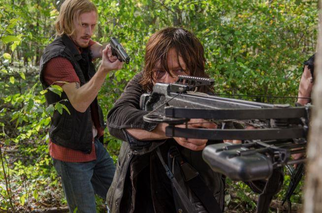 The Walking Dead: Dwight