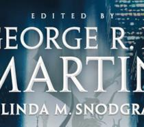 copertina del nuovo libro di George R.R. Martin
