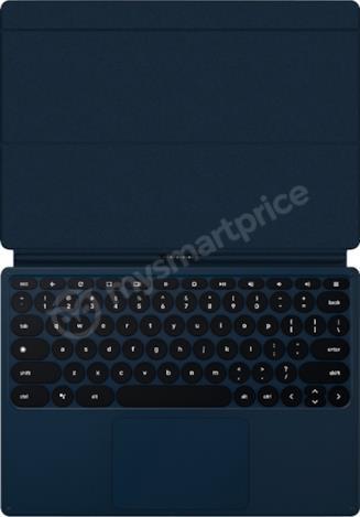 La tastiera (e custodia) del Pixel Slate svelato da un leak