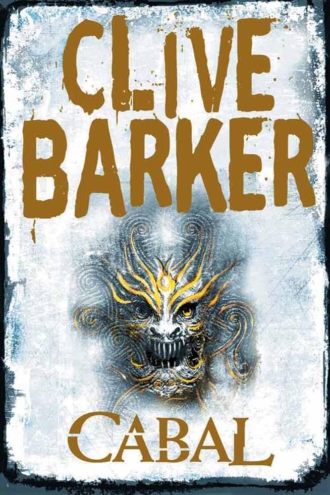 Cabal è stato scritto da Clive Barker