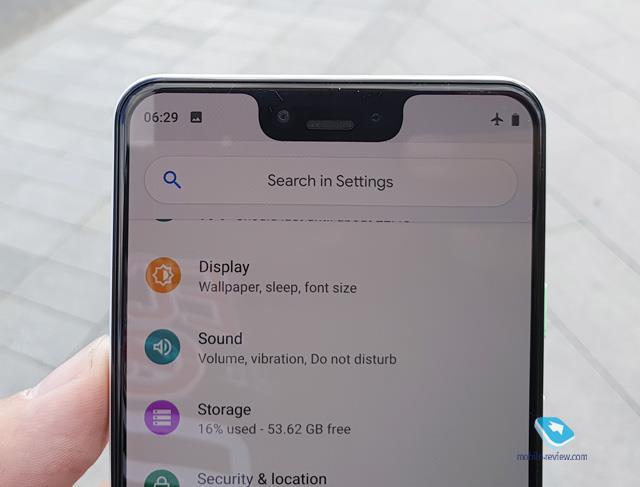 Pixel 3 XL, il nuovo smartphone di Google