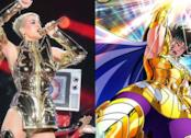 Katy Perry e il Cavaliere d'Oro Shura