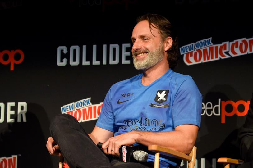 Andrew Lincoln al Comic-Con