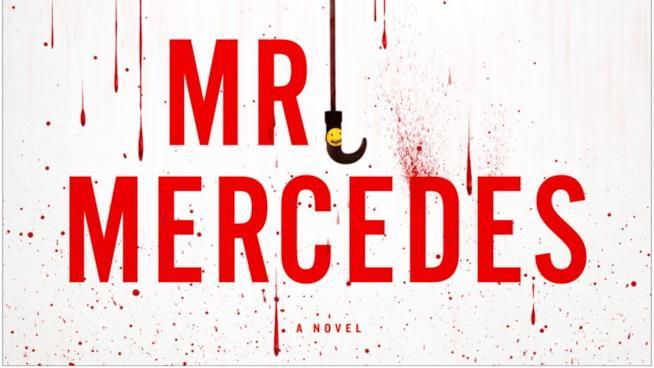 Locandina del libro di Mr. Mercedes