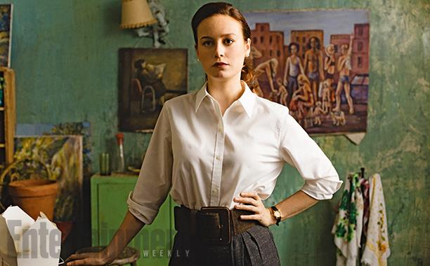 Uno scatto dal set di The Glass Castle, biopic su Jeannette Walls, interpretata nel film dal premio Oscar Brie Larson