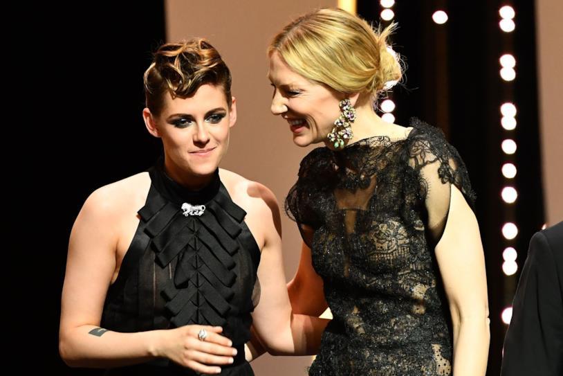 Kristen Stewart e Cate Blanchett a Cannes 2018