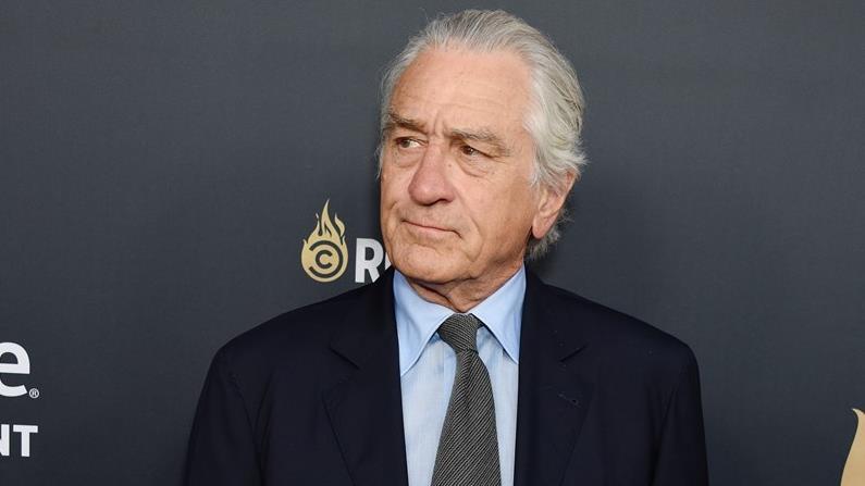 Robert De Niro a un evento pubblico