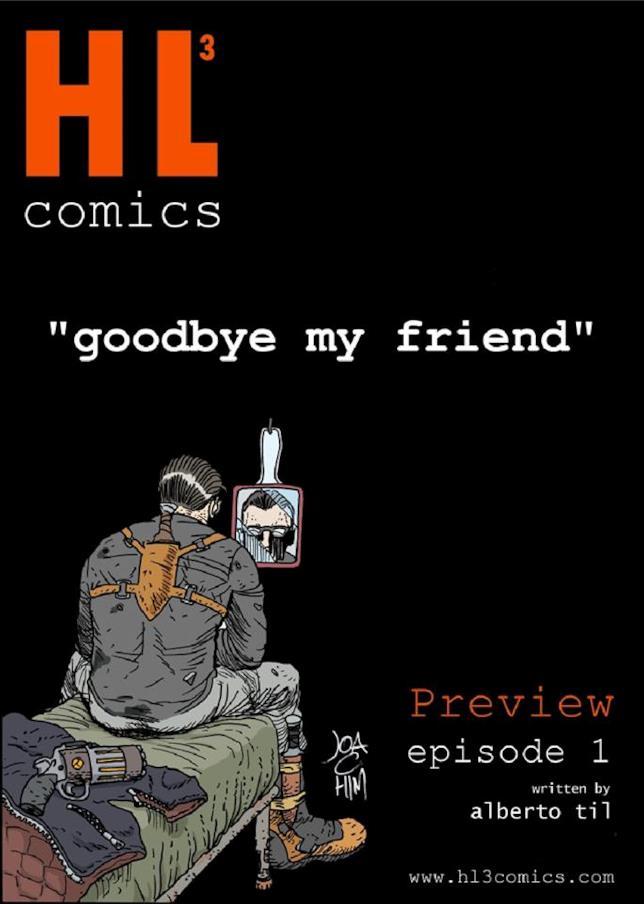 H-L3 Comics è il fumetto ufficiale di Half-Life