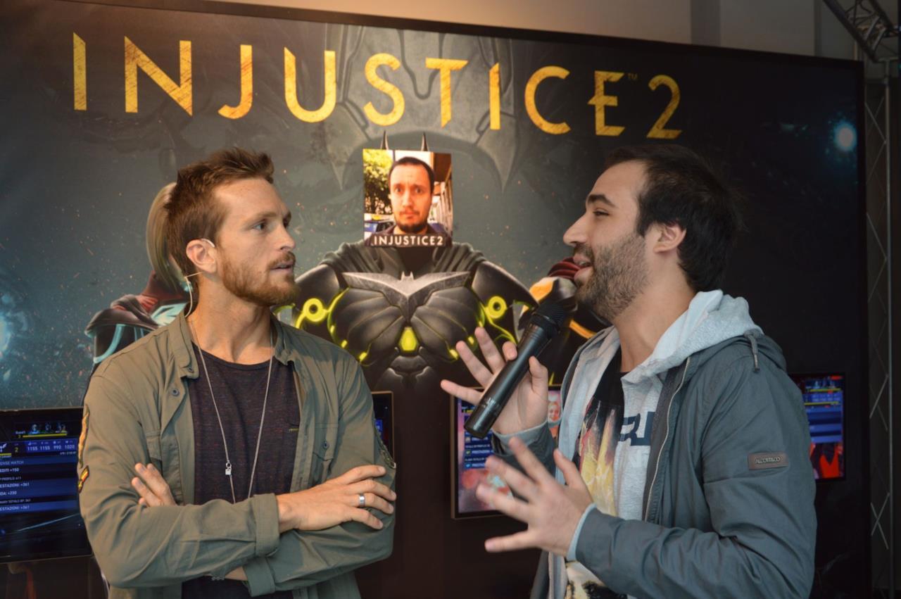 Injustice 2 Siamo Scesi Nellarena Del Picchiaduro Dc Comics In Ps4 Reg Andrea Zabbia Vincitore Contest Italiano Di