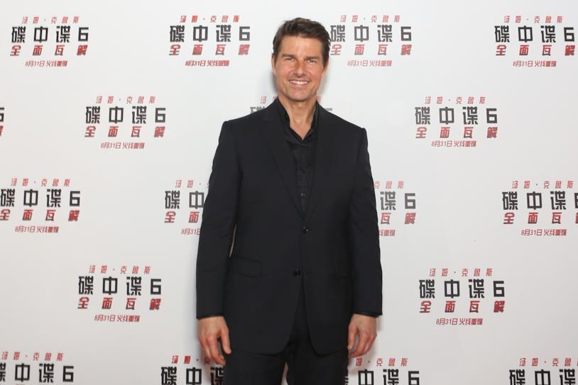 Tom Cruise, attore americano