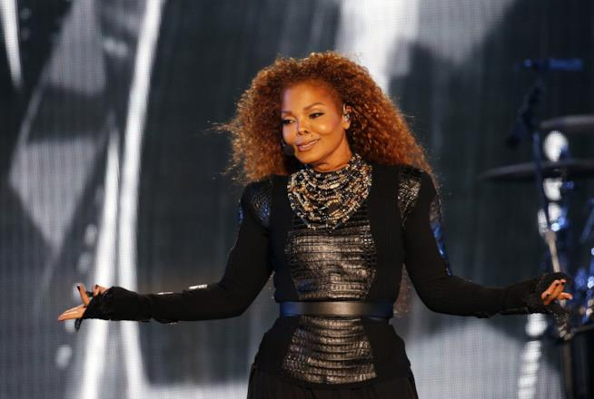 Janet Jackson in concerto