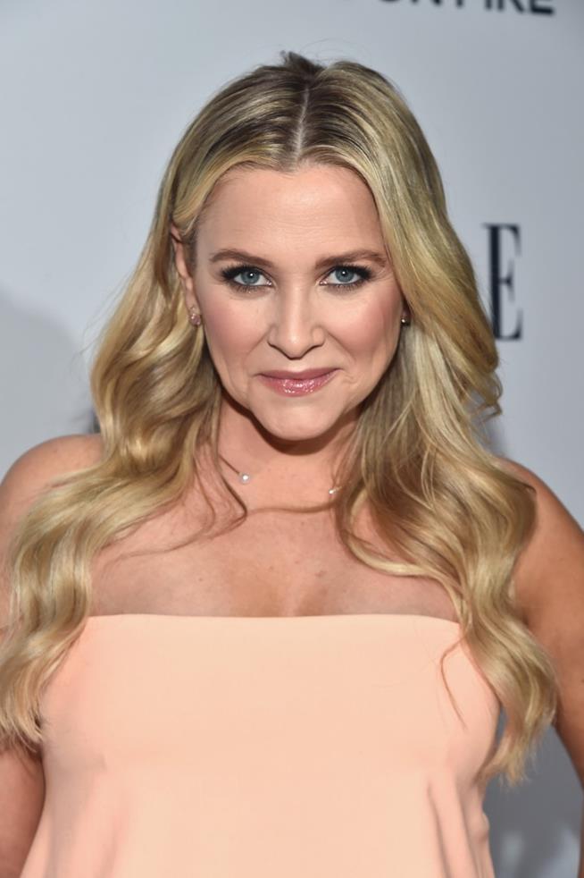 Jessica Capshaw, l'Arizona di Grey's Anatomy al party di ELLE