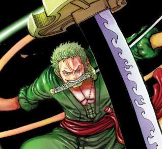 Roronoa Zoro di One Piece