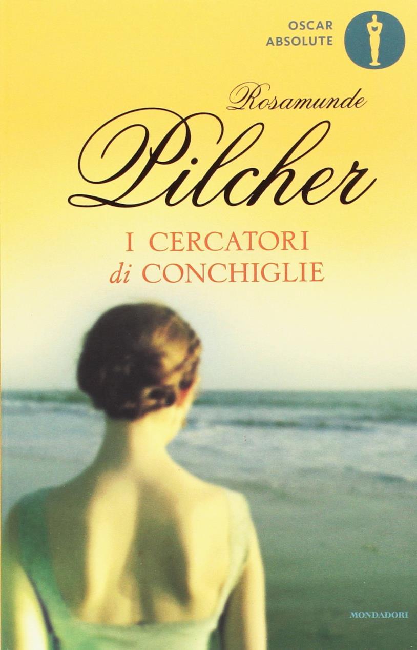 La copertina italiana del romanzo I cercatori di conchiglie
