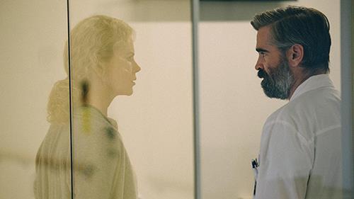 Nicole Kidman e Colin Farrell