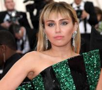 Miley Cyrus al Met Gala 2019