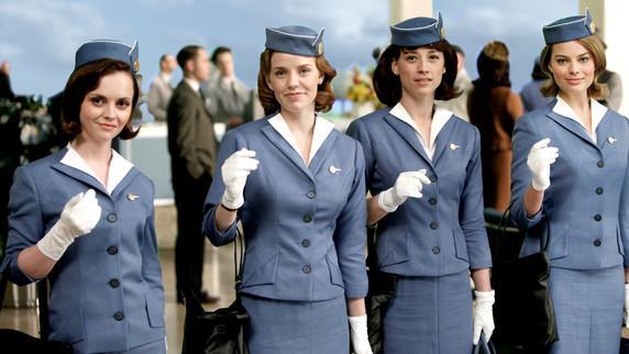 Le protagoniste di Pan Am