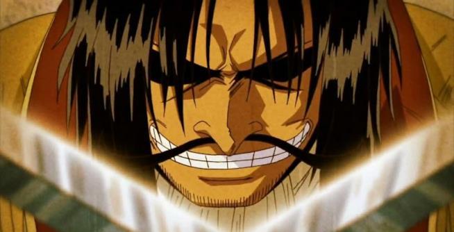 One Piece Gol D Roger