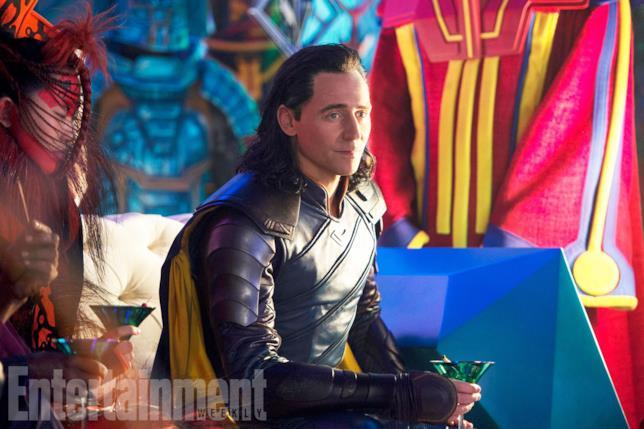 Thor: Ragnarok, Loki