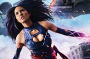 La bella Olivia Munn nei panni di Psylocke in X-Men: Apocalisse