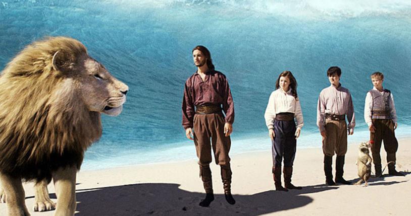 I quattro protagonisti de Il viaggio del veliero
