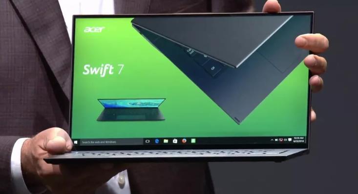L'Acer Swift 7