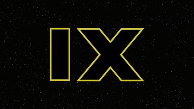 Logo numerico di Star Wars 9