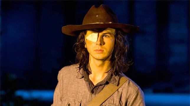 Carl The Walking Dead