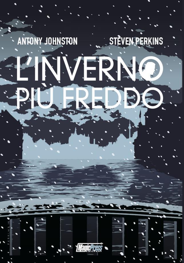 La copertina italiana L'inverno più freddo