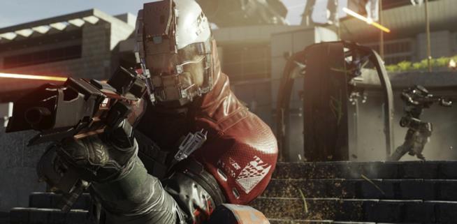 Uno screenshot in game di Call of Duty: Infinite Warfare