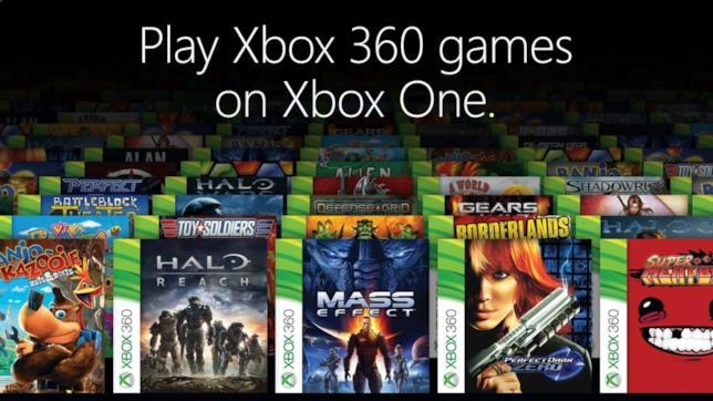 Alcuni giochi Xbox 360 retrocompatibili su Xbox One