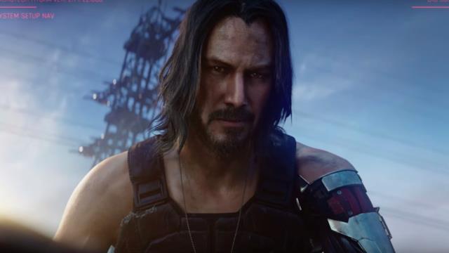 Cyberpunk 2077 potrebbe diventare un film grazie a Keanu Reeves