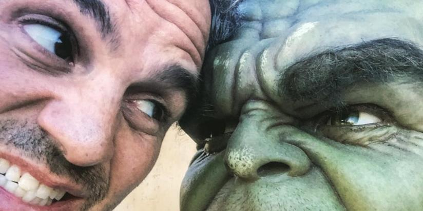Mark Ruffalo è Hulk nel Marvel Cinematic Universe