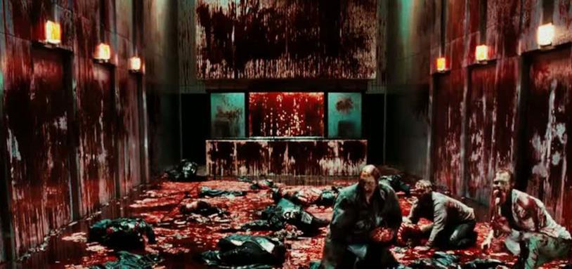 I mostri massacrano tutti i dipendenti della compagnia