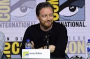 James McAvoy al San Diego Comic-Con 2019