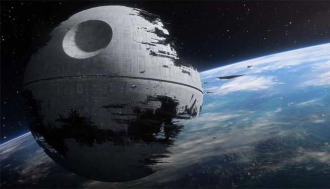 La Morte Nera in Star Wars Battlefront 2