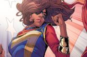 Ms Marvel nei fumetti